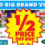DEAL: Chemist Warehouse – 1/2 Price Off RRP Vitamins