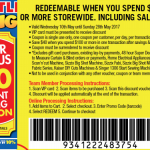 DEAL: Spotlight – $40 off $100 Spend (until 28 May 2017)